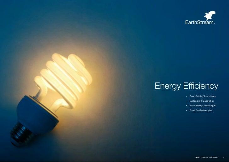 Energy Efficiency        ƒƒ Green Building Technologies        ƒƒ Sustainable Transportation        ƒƒ Power Storage Techn...
