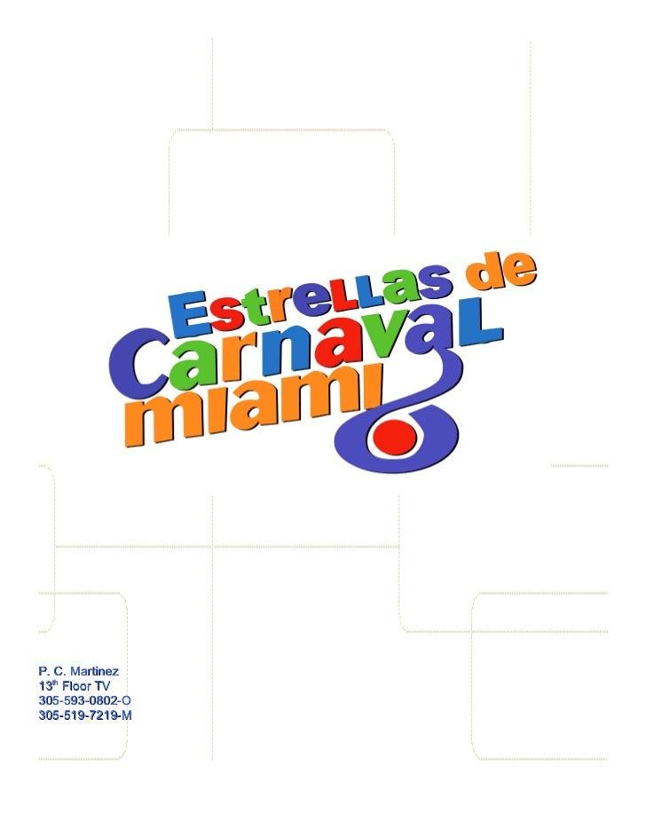 P. C. Martinez13th Floor TV305-593-0802-O305-519-7219-M