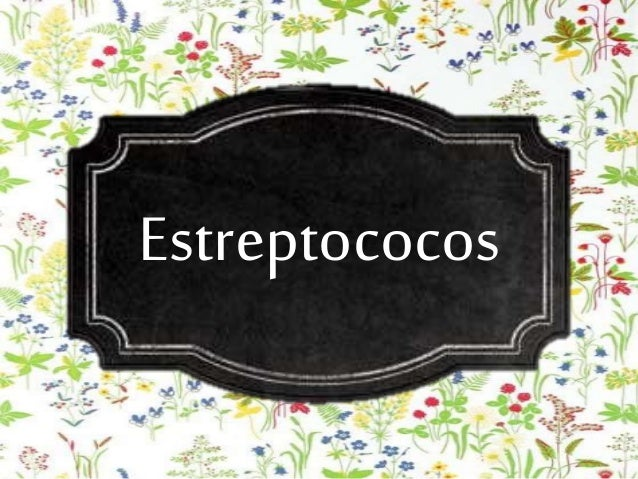 Estreptococos