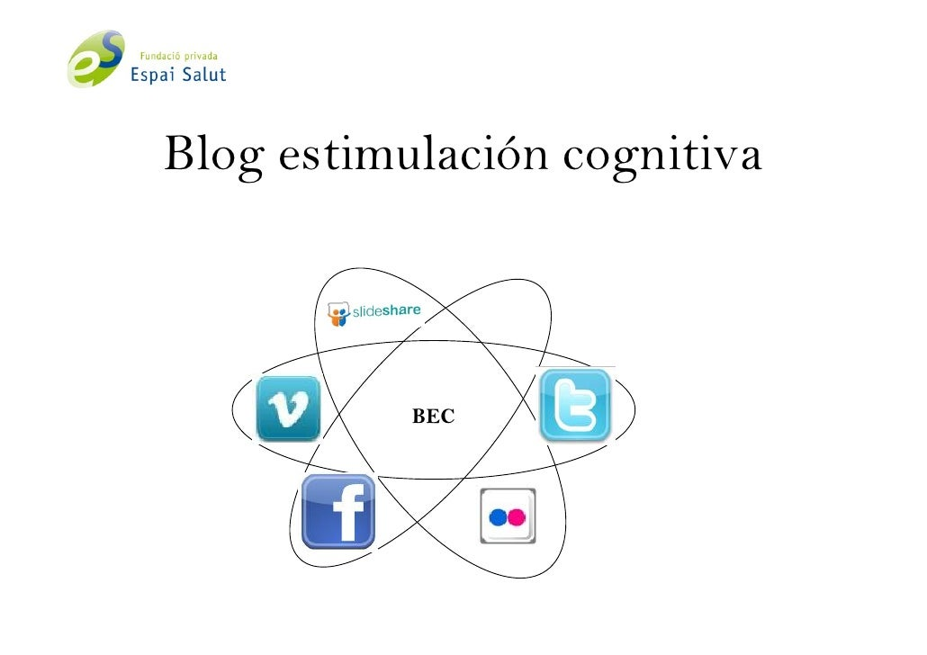 Blog estimulación cognitiva           BEC
