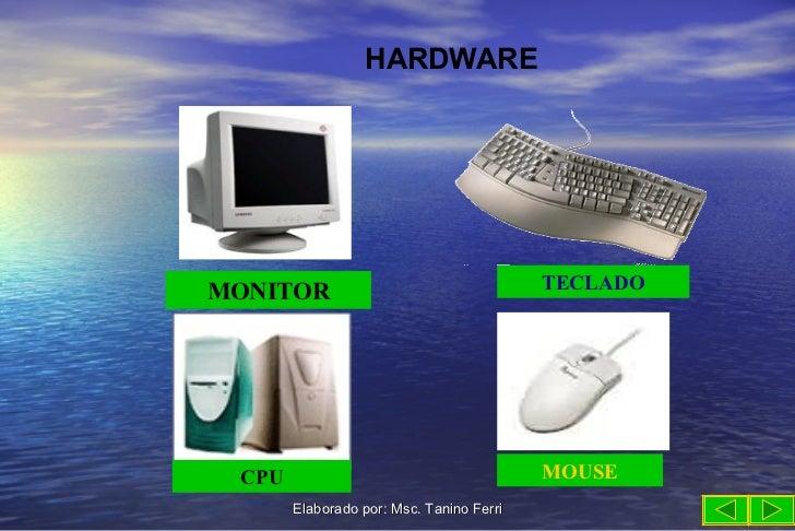 Estructura Interna Computador