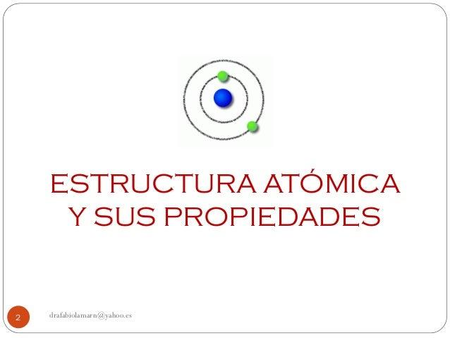 Estructura atmica y sus propiedades tema 11 tomos y elementos urtaz Images