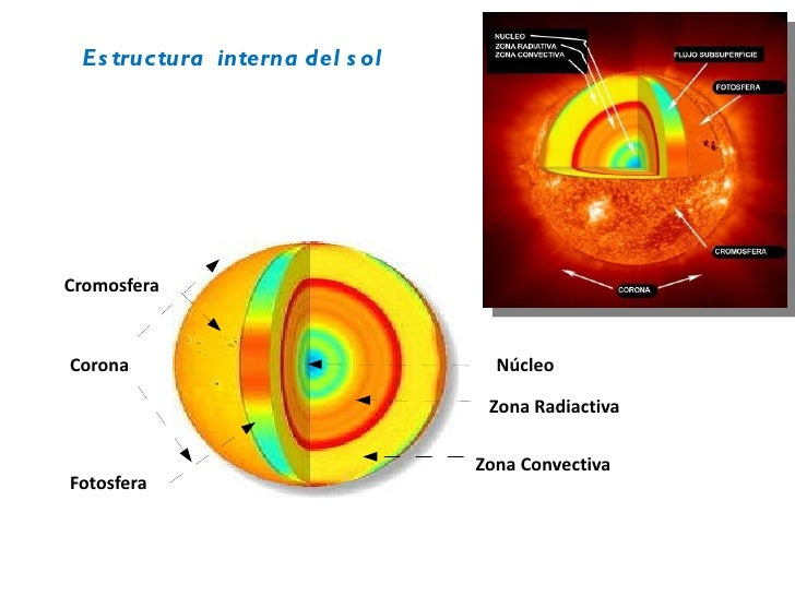 Estructura Componentes Sol