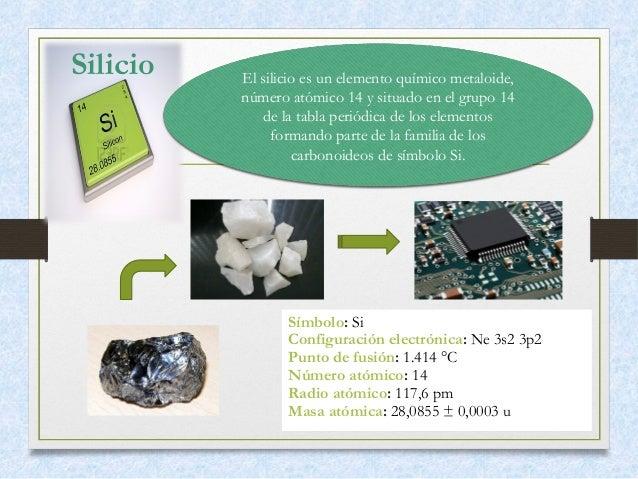 Estructura cristalina silicio, gallio, germanio Slide 3