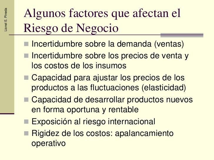 Estructura de Capital y Apalancamiento Slide 3