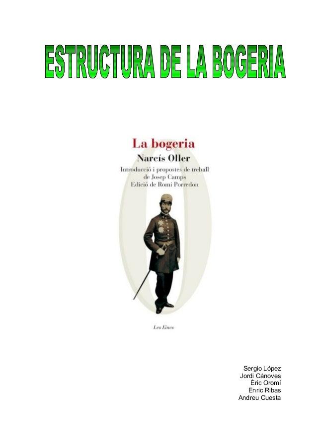 Sergio López Jordi Cànoves Èric Oromí Enric Ribas Andreu Cuesta