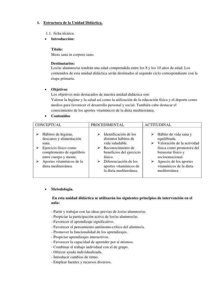 Estructura pdf
