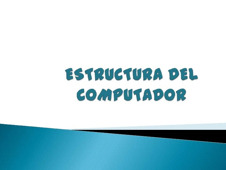    Una computadora se encuentra conformada de dos partes    fundamentales que a su vez estas se subdividen en otras.    E...