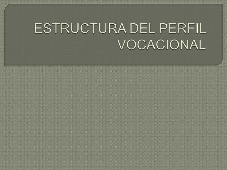 UNIVERSIDAD AUTÓNOMA DE YUCATÁN     ESCUELA PREPARATORIA UNO            PERFIL VOCACIONALNombre del alumno:No. de lista:  ...