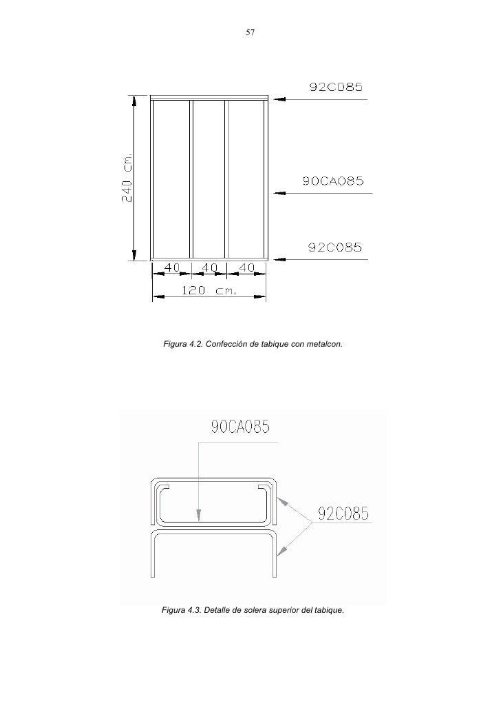 Estructura De Madera Vs Metalcom