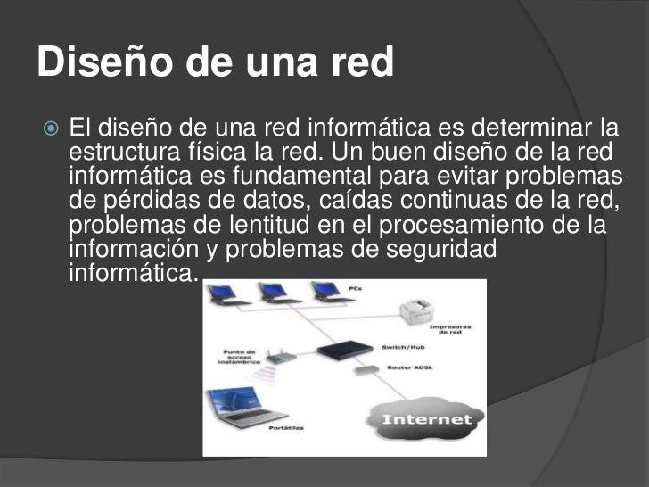 Estructura De Redes