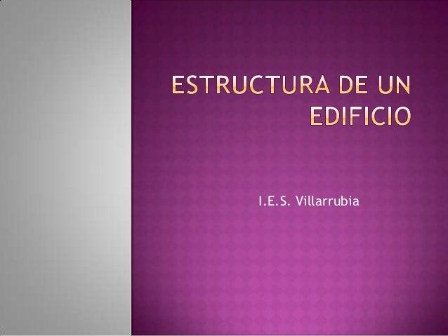 I.E.S. Villarrubia