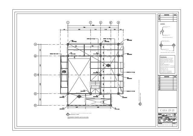 Estructura metalica v u abril 2015 - Estructura metalica vivienda ...