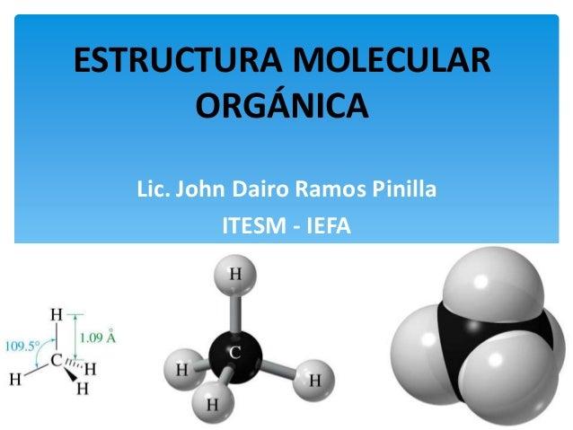 Resultado de imagen de La estructura de las moléculas