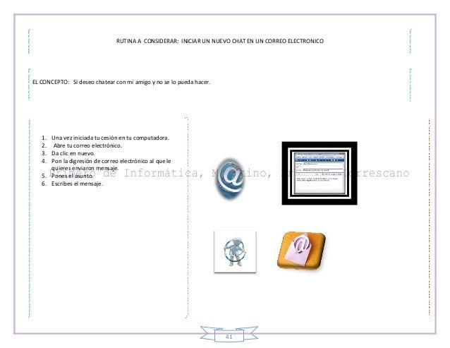 Estructura para el manual, primero matutin00