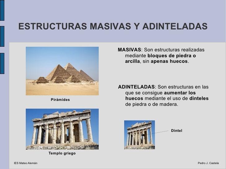 Estructuras - Dinteles de madera ...