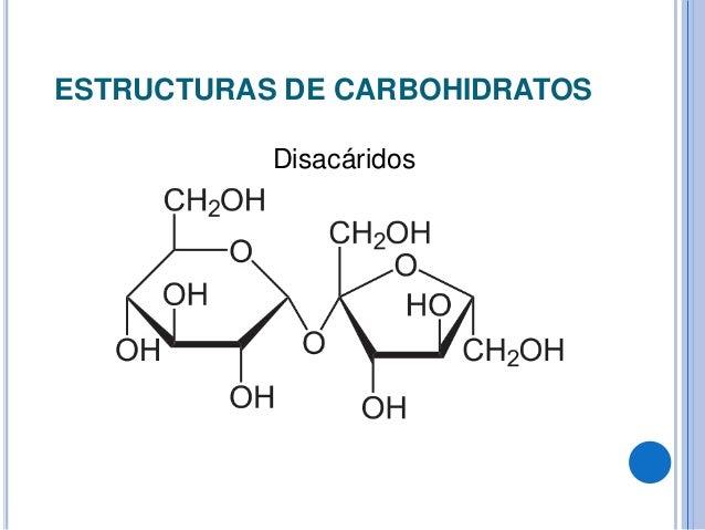 Estructuras De Carbohidratos