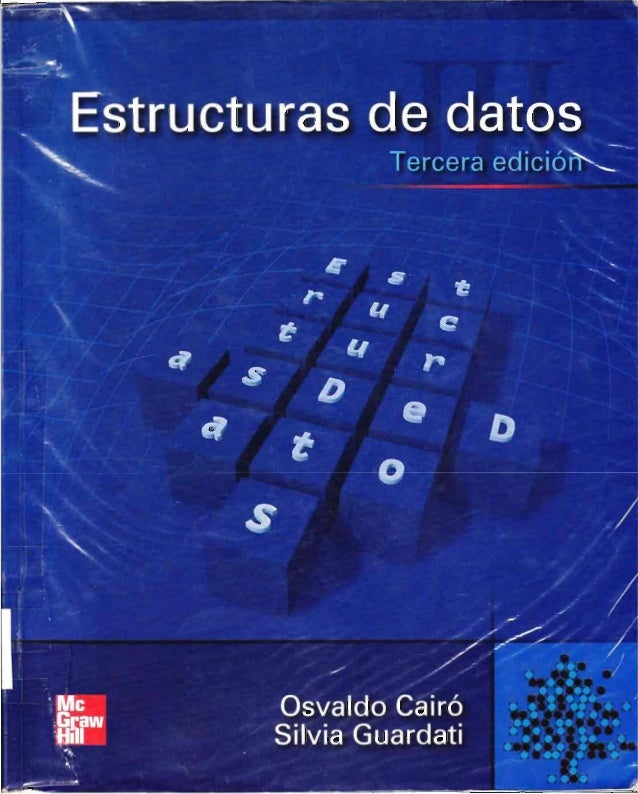 ESTR. CURA DE DATOS  .             J