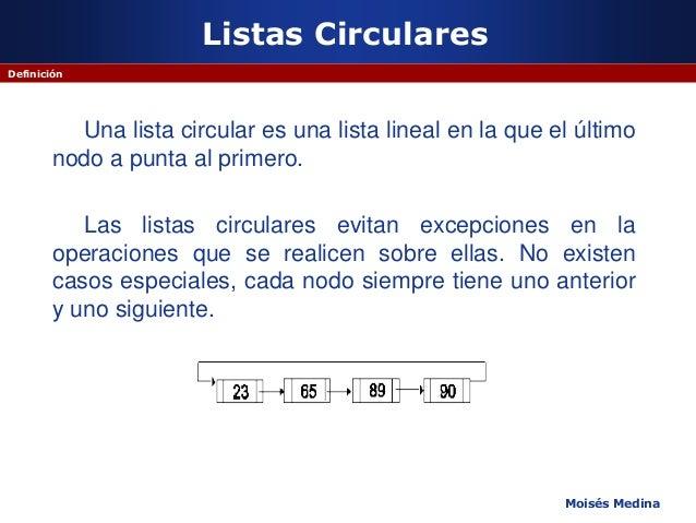 Estructuras De Datos Lineales