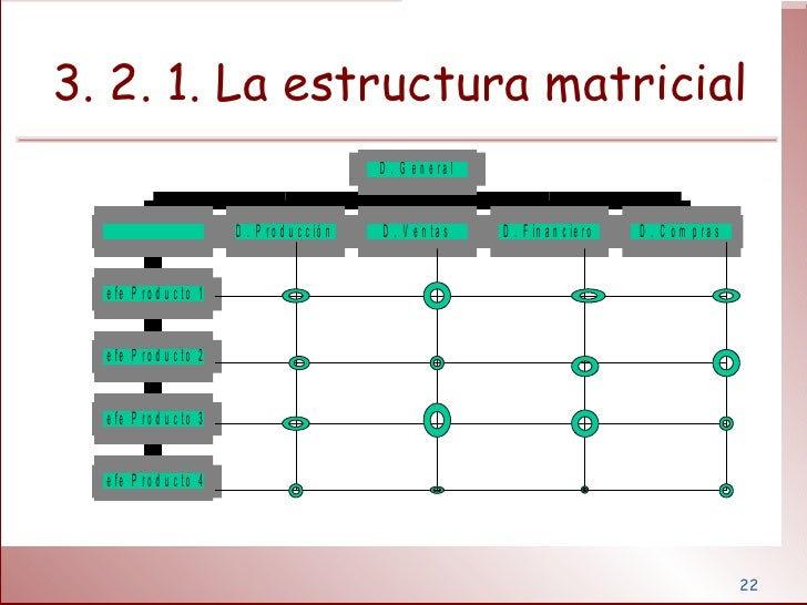 Estructuras De La Empresa