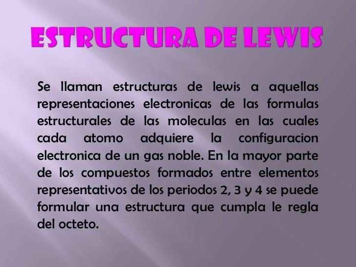 Estructuras de lewis y la regla del octeto urtaz Image collections
