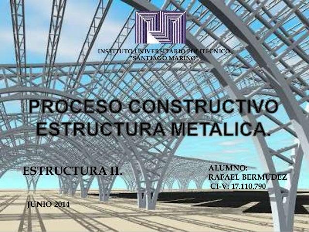 Estructuras en metal - Estructura de metal ...