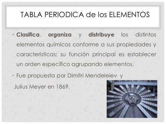 Estructura y organizacin de la tabla periodica estructura y organizacin de la tabla periodica 2 urtaz Image collections
