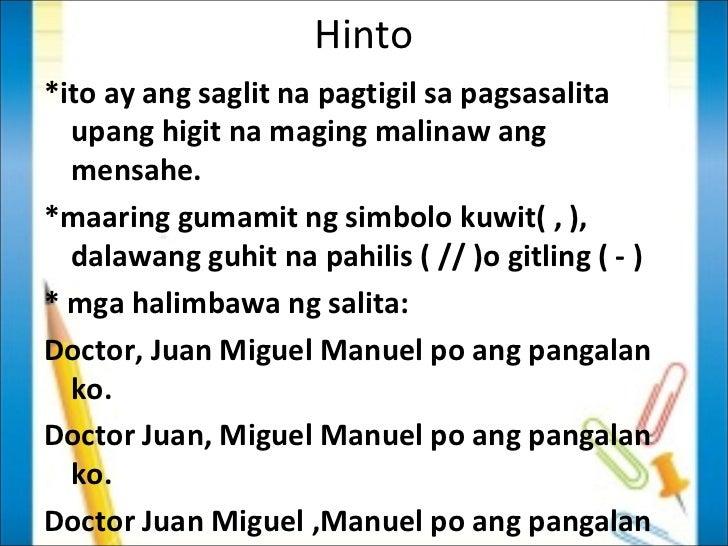 Worksheet for Grade 1 Filipino Student