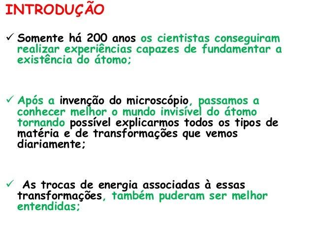 Estrutura Atômica Aula 01 Etjrs 2015 1ºano Prof Flavio Monteiro