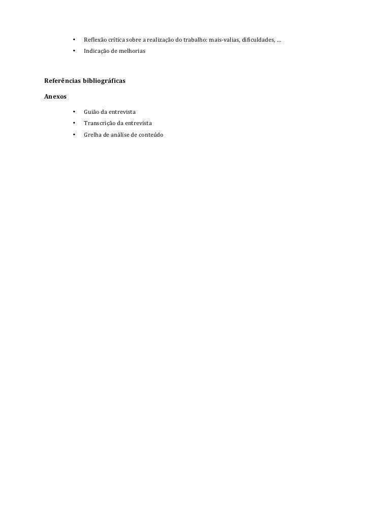 Relatorio estrutura