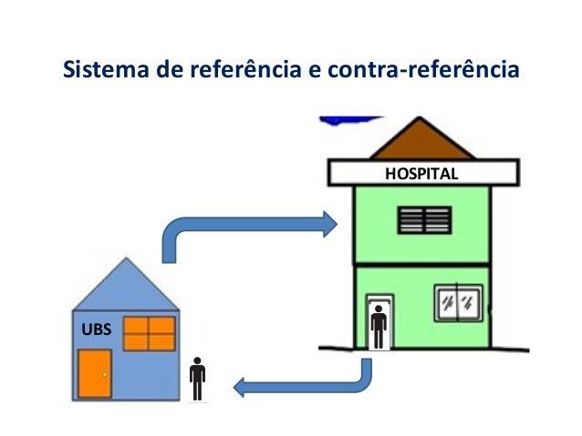 Estrutura organizacional dos serviços de saúde - Redes de