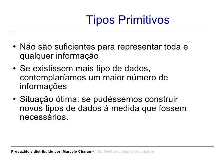 Estruturas de Dados em C# Slide 2