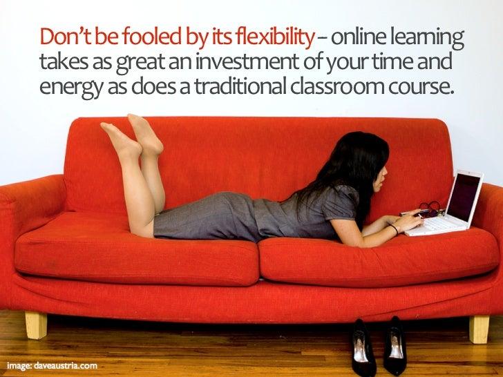 Quick Start Guide for Online Student Success Slide 2