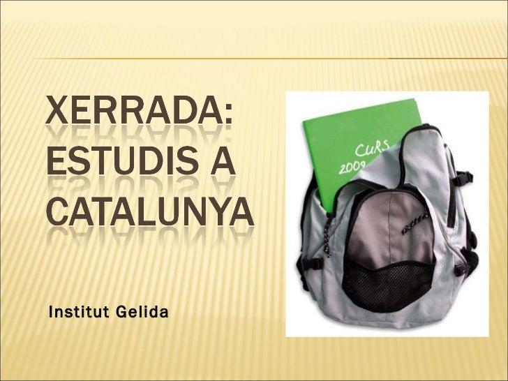Institut Gelida