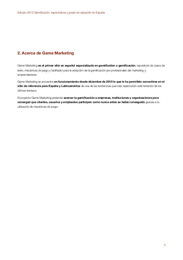 Estudio 2012 Gamificacion Spanish Version