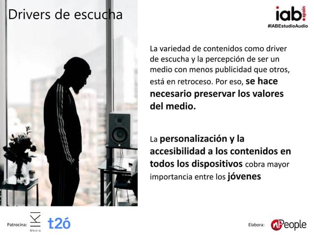 #IABEstudioAudio Patrocina: Elabora: La personalización y la accesibilidad a los contenidos en todos los dispositivos cobr...