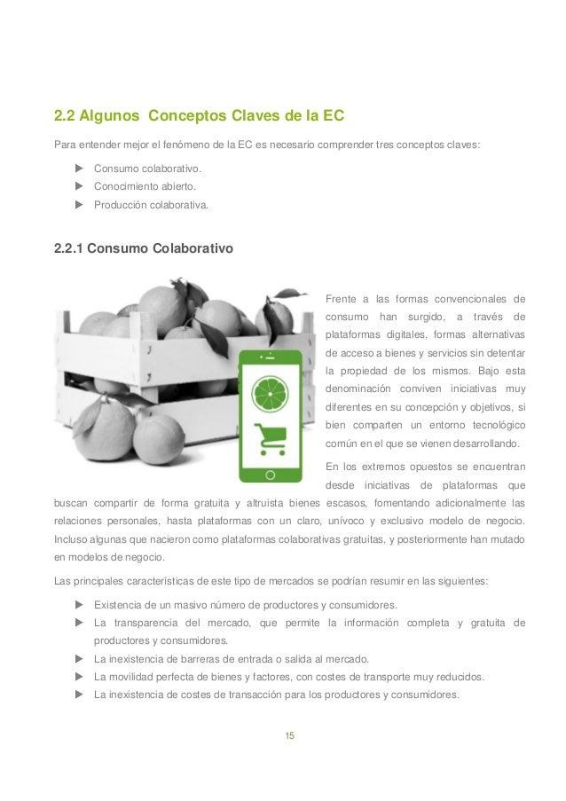 15 2.2 Algunos Conceptos Claves de la EC Para entender mejor el fenómeno de la EC es necesario comprender tres conceptos c...