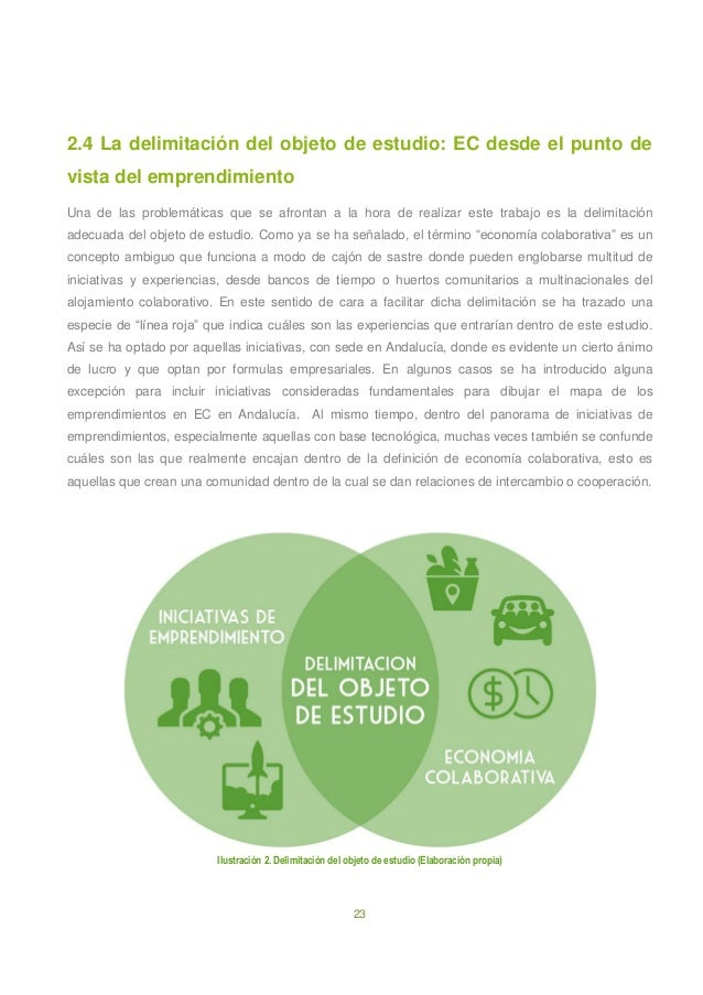 23 2.4 La delimitación del objeto de estudio: EC desde el punto de vista del emprendimiento Una de las problemáticas que s...