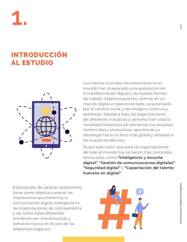 Estudio Comunicacion Digital Inteligente  Slide 3