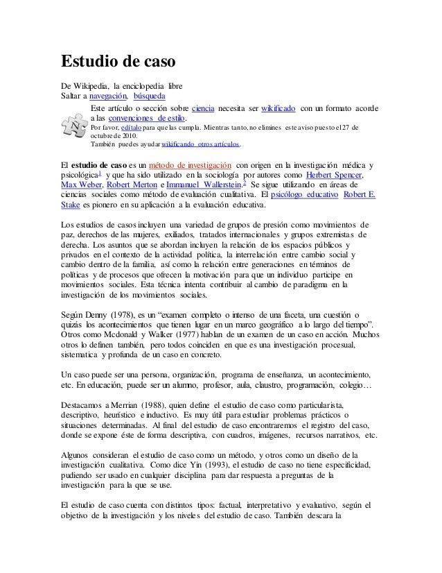 Yin case study research wikipedia Wikipedia