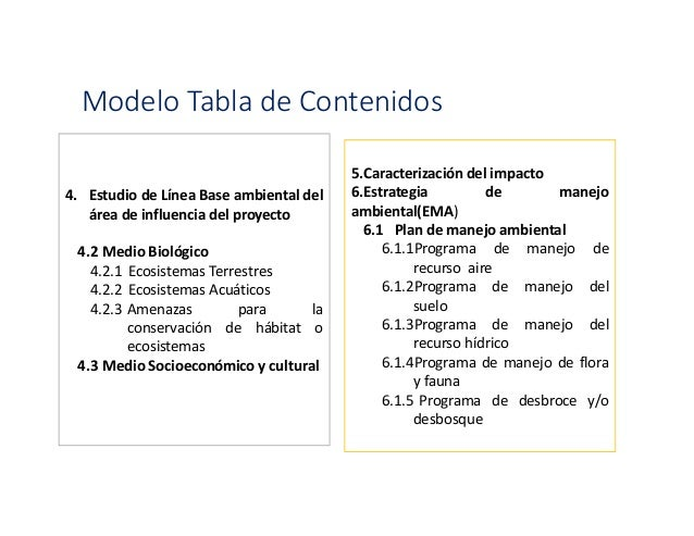 Estudio de impacto ambiental for Modelo demanda clausula suelo