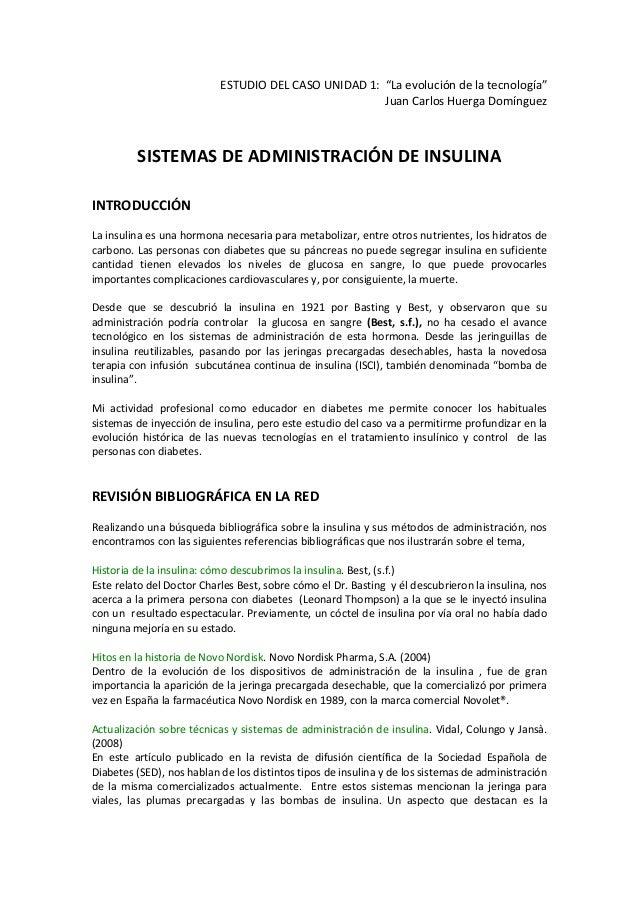 """ESTUDIO  DEL  CASO  UNIDAD  1:  """"La  evolución  de  la  tecnología""""  Juan  Carlos  Huerga  Domínguez  SISTEMAS  DE  ADMINI..."""