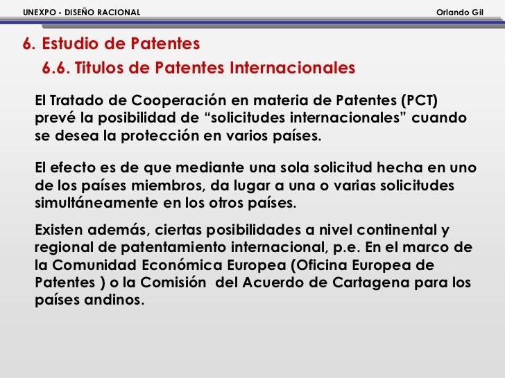 Estudio de patentes for Oficina europea de patentes