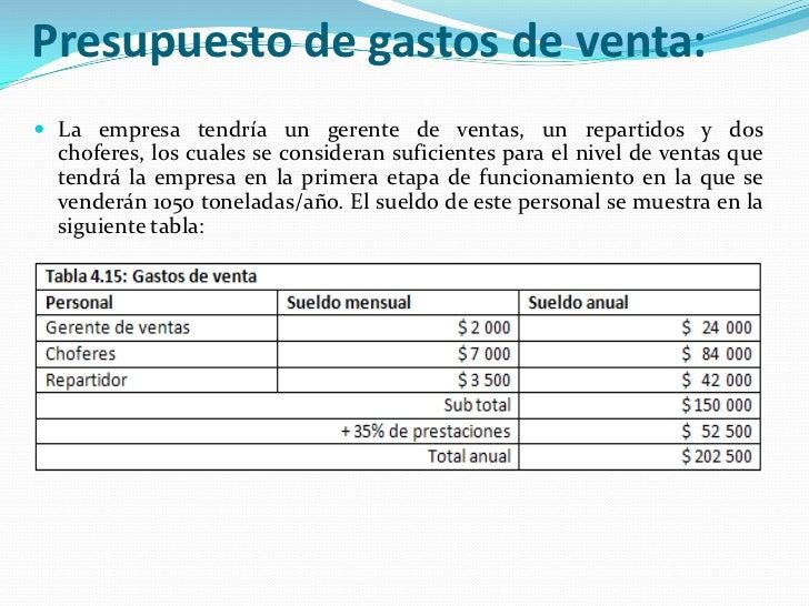 estudio económico parte 02 presupuesto de costos de producción