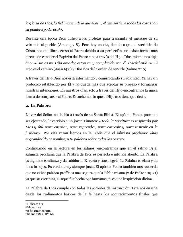 Inquebrantable: Lo que el Hijo de Dios dijo sobre la Palabra de Dios (Spanish Edition)