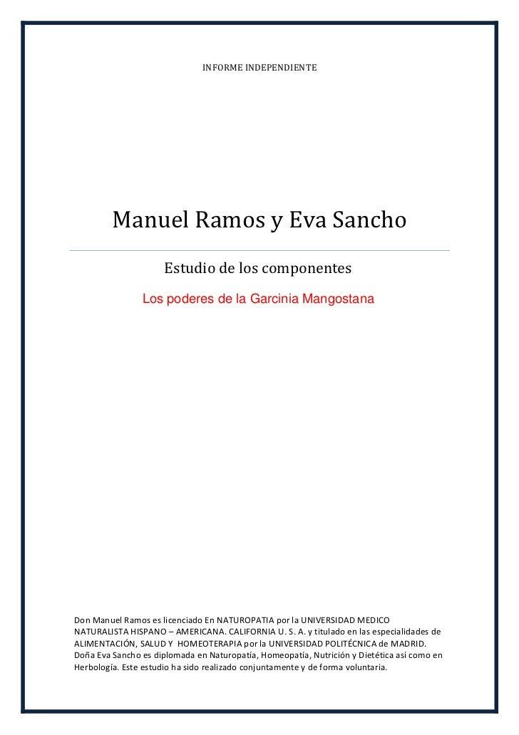 INFORMEINDEPENDIENTE         ManuelRamosyEvaSancho                      Estudiodeloscomponentes                  ...