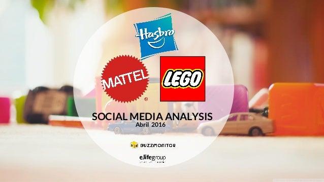 SOCIAL MEDIA ANALYSIS Abril 2016