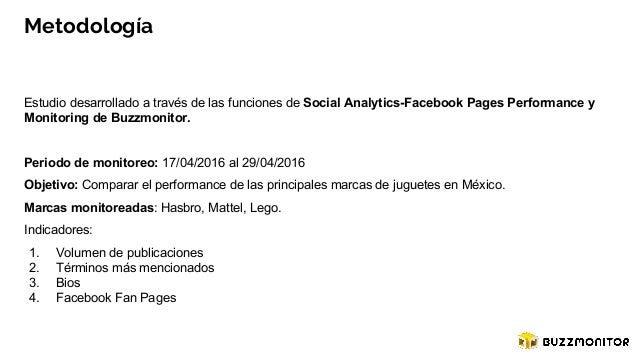 Social media analysis: Hasbro, Lego, Mattel.pptx Slide 3
