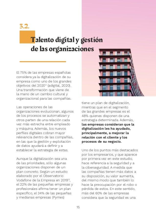 3.3. 17 Digitalización de las operaciones y automatización de procesos La transformación digital está cambiando las organi...