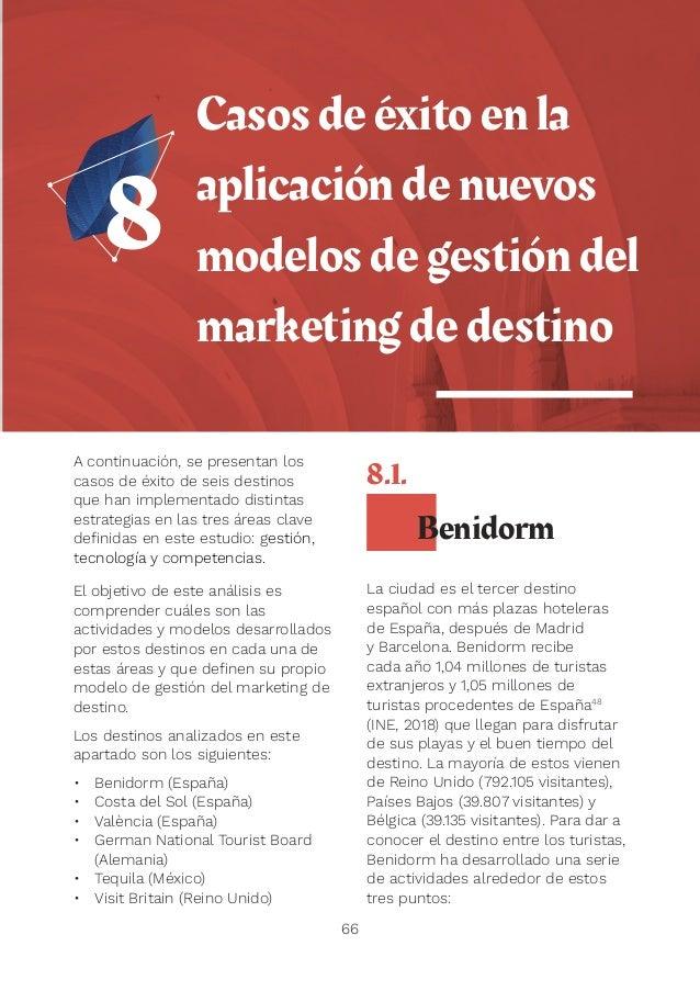 Nuevos modelos de gestion del marketing en destinos turísticos